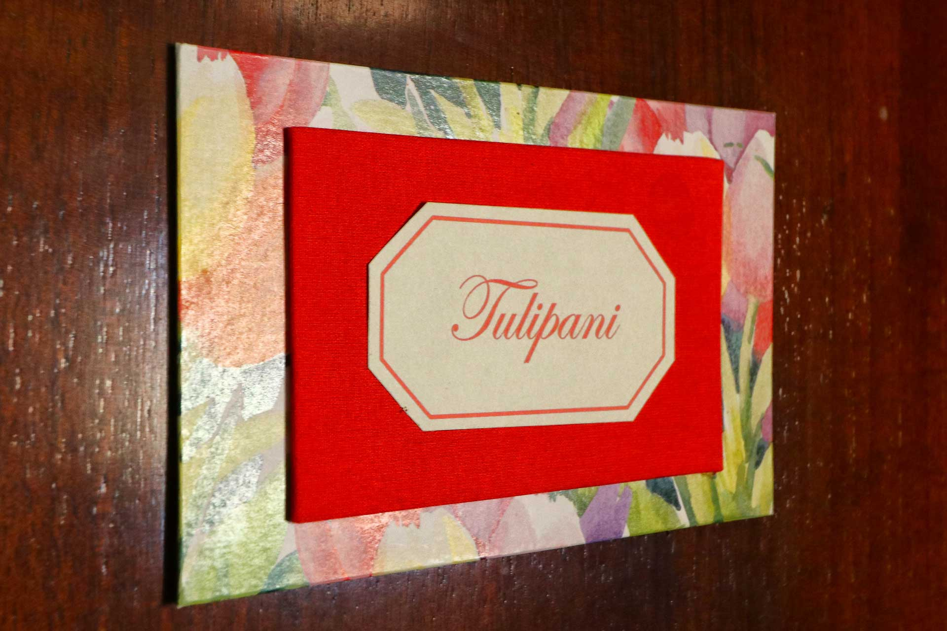 Stanza Tulipani - Le Noci di Feo